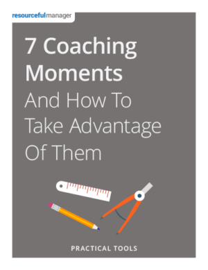 7 Coaching Moments
