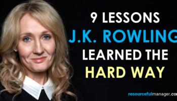 J.K. Rowling lessons